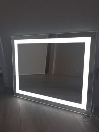 Зеркало с Led подсветкой Liberta 598x763 мм новое