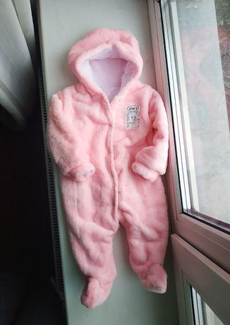 Комбинезон детский теплый 68