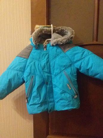 Зимний костюм Lenne в отличном состоянии, 92 размер. Цвет Унисекс