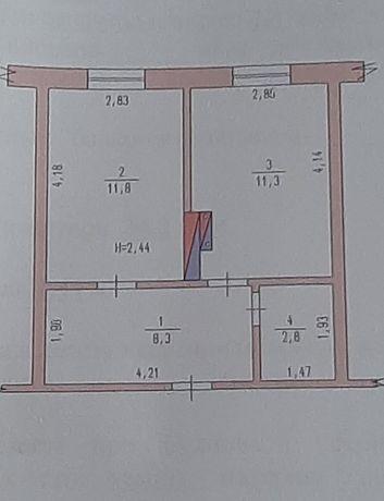 Продам 1К квартиру в Йосиповке