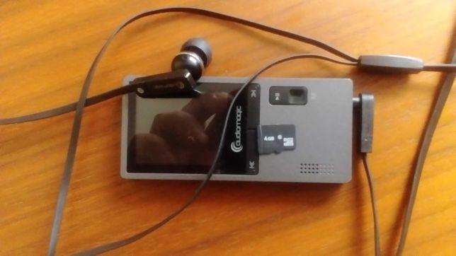 Audiomagic odtwarzacz FLAC+słuchawki