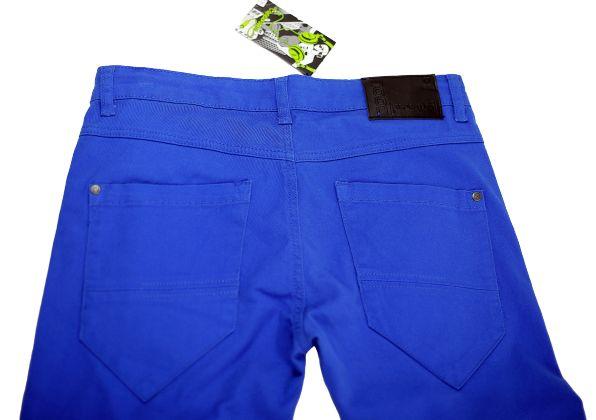 Spodnie chłopięce tkanina Reporter Young rozmiar 170 Wyprzedaż