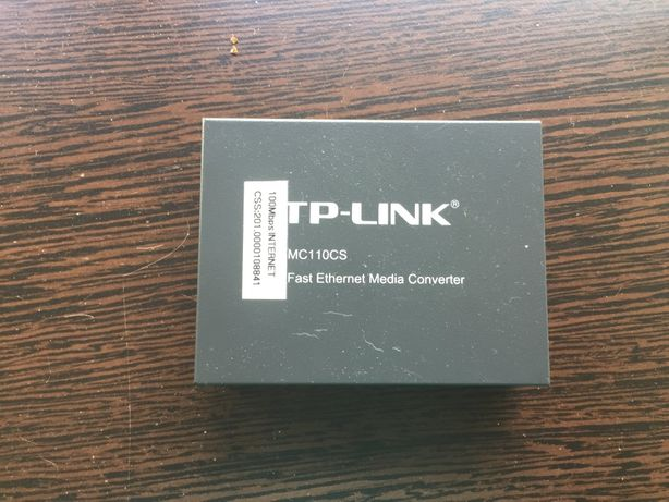 Conversor Media TP Link MC110CS