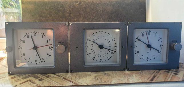 Часы вторичные 1шт. СССР Хронотрон