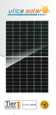 Солнечная панель батарея ULICA SOLAR 380M-120 mono, 9BB