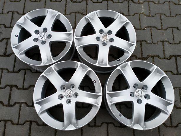 Felgi aluminiowe 17 cali 5x108 et 48 Peugeot Citroen