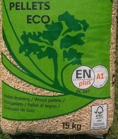 Pellet drzewny (z certyfikatem ENplus®, FSC)   Radzymin