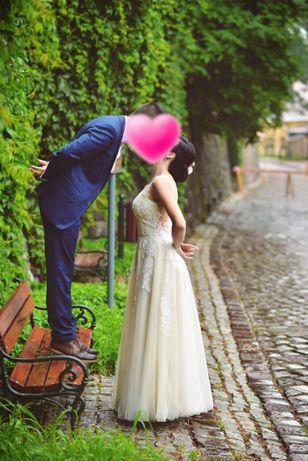 OKAZJA Suknia ślubna AFRODYTA  !!