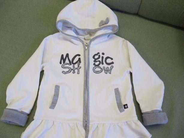 Курточка , кофточка кофта утепленная WOJCIK 98 раз. для девочки толсто