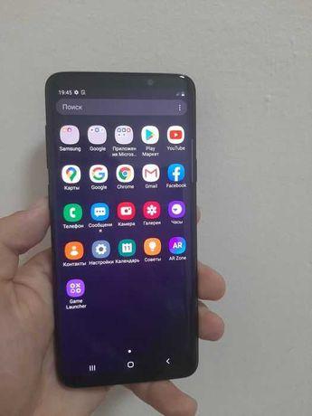Samsung galaxy s9+ 6/64 duos plus black