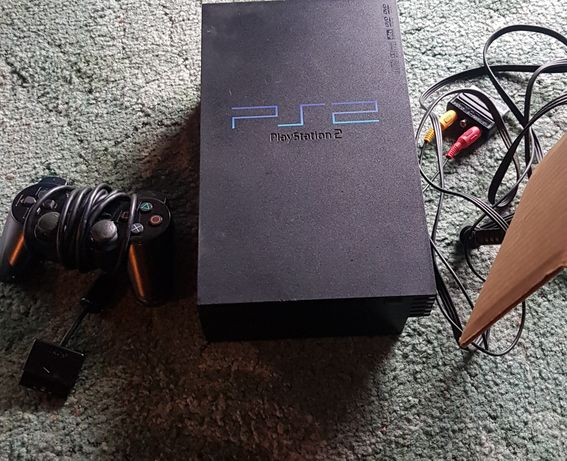 Konsola PlayStation 2 Fat