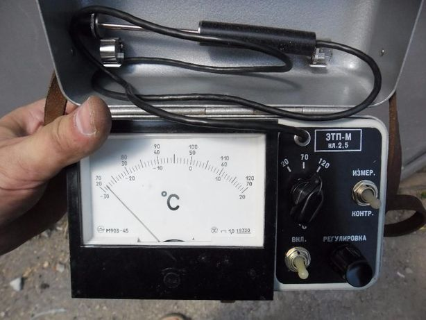 Термометр ЭТП-М