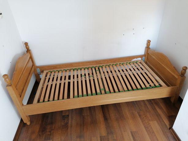 Łużko drewniane 215x97