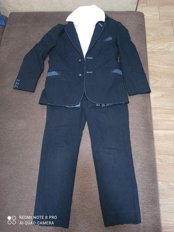 Шкільний костюм (Турція)+ сорочка біла Next (подарунок). 1-2 клас