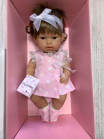 Испанская кукла Arias Elegance новая