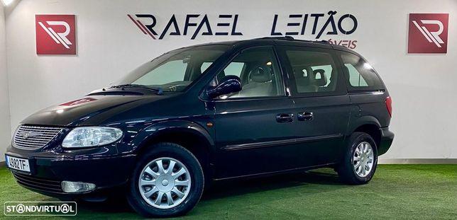 Chrysler Voyager 2.5 CRD LX