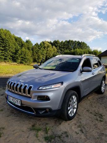 Sprzedam Jeep Cherokee 2015
