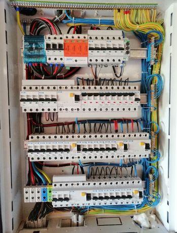 Elektryk - awarie, nowe instalacje, modernizacja