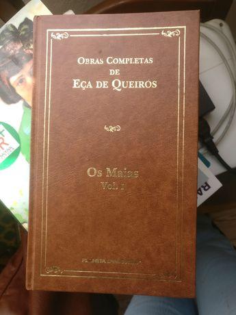 Os Maias volume 1
