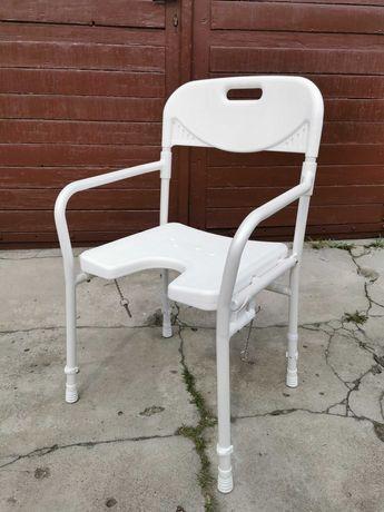 Krzesełko pod prysznic (składane) - stan idealny