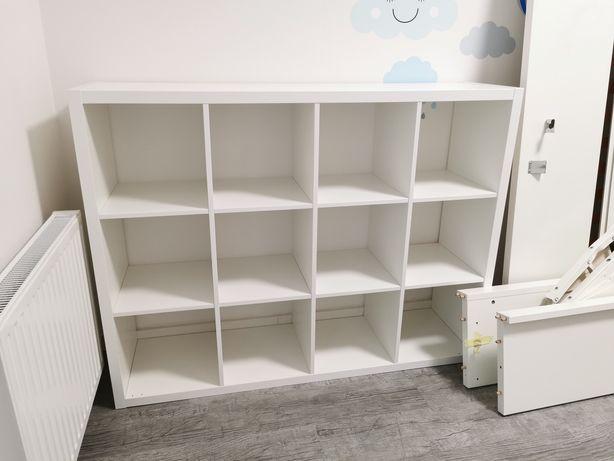 Kallax IKEA, biały