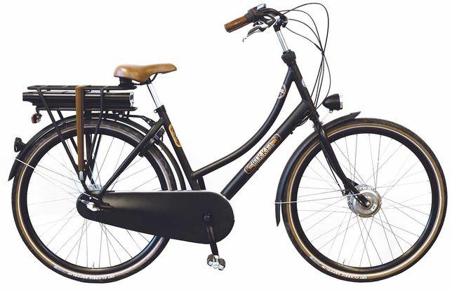 Bicicleta Eléctrica Holandesa Bikkel BT
