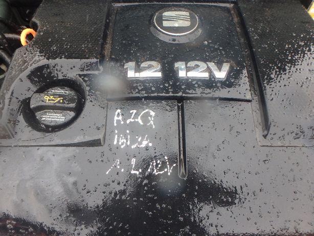 Silnik Seat Ibiza 1.2 12V AZQ kompletny gwarancja