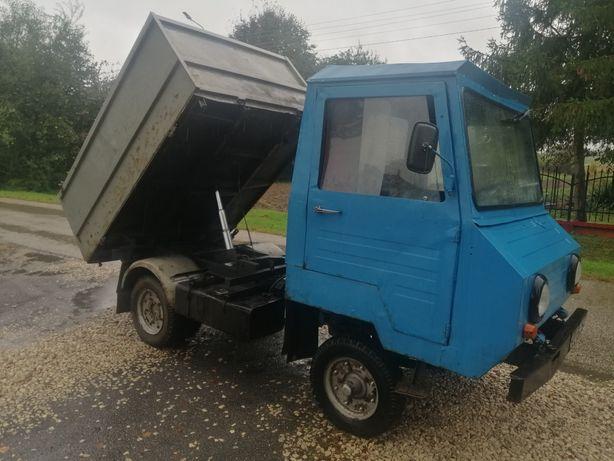 Multicar  Multikar 2.0Diesel!Wywrotka! Kiper Iveco silnik ifa!