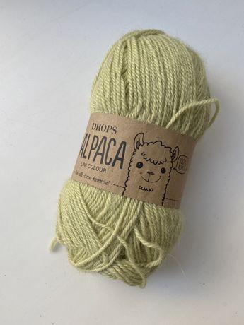 Пряжа Drops Alpaca