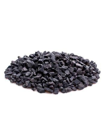 Grys bazaltowy cemex Nero 8-12mm 20 kg. Kamień ozdobny grafitowy
