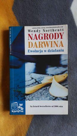Książka Nagrody Darwina - ewolucja w działaniu
