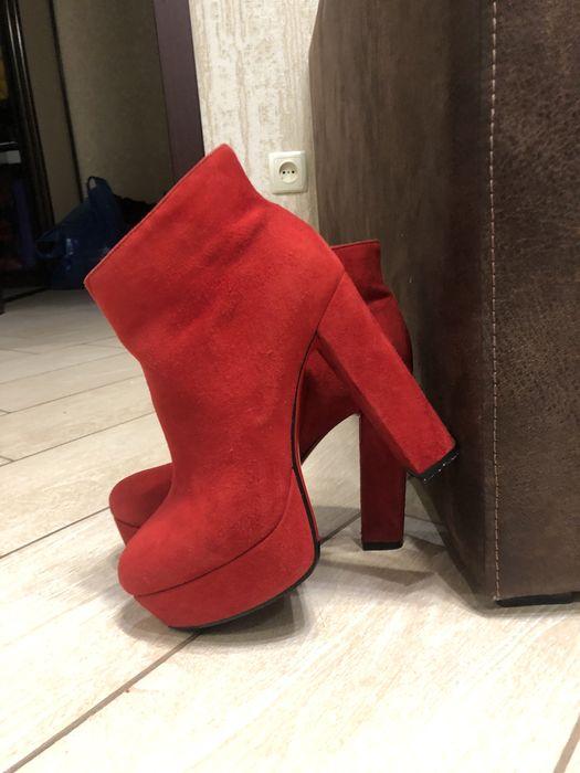 Замшевые ботиночки. Николаев - изображение 1