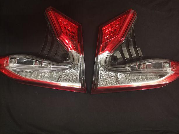 Lampy tył w klapę Toyota chr CHR
