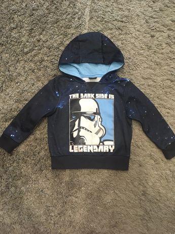 Кофта ,star wars ,детская,мальчик  4-5 лет