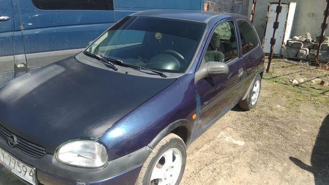 Opel Corsa 1.7Diezel