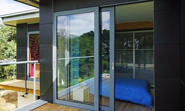 Раздвижные алюминиевые системы балконы, лоджии, беседки, окна