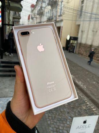 Apple iPhone 8 plus 256gb Gold Neverlock ідеал