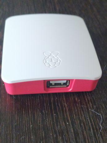 Zestaw Raspberry Pi 3A+ WiFi + oryginalna obudowa