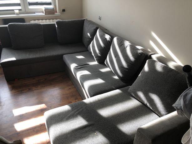 Duży narożnik, sofa