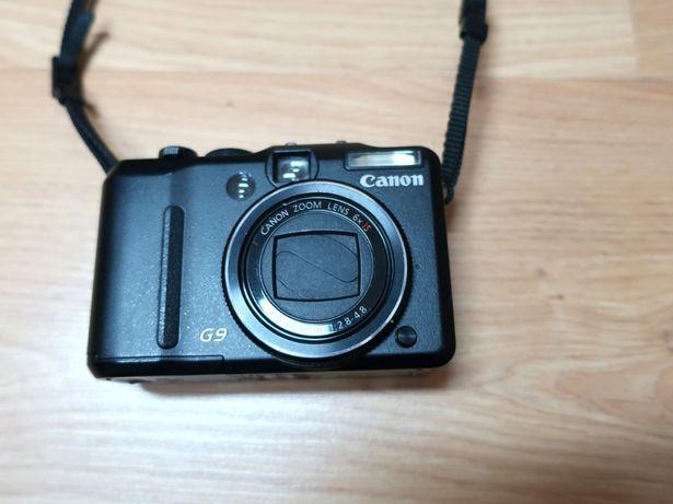 Aparat Canon PowerShot G9