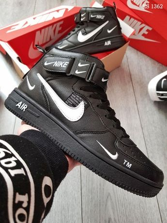 Кроссовки мужские Nike Air Force 1 07 Mid LV8! Артикул: KS 1362