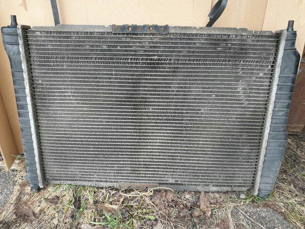 Радиатор охлаждения Chevrolet Aveo T250 1.6 Шевроле Авео 1.6