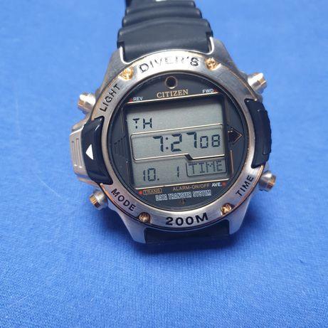 Zegarek ,komputer nurkowy Citizen Promaster 200m