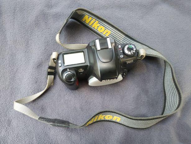 Lustrzanka analogowa Nikon F65  body z paskiem