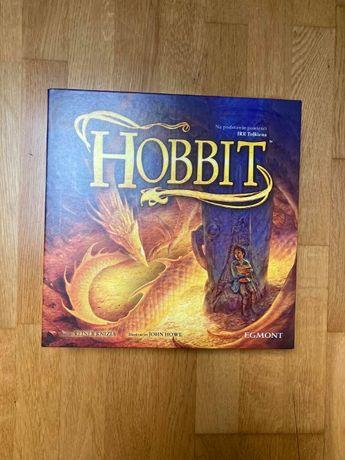 Gra planszowa Hobbit Egmont RPG (nowa)