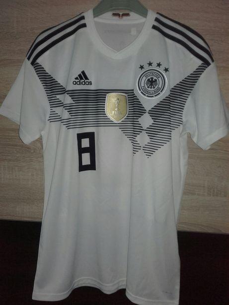 Niemcy 18/19 #8 M Adidas