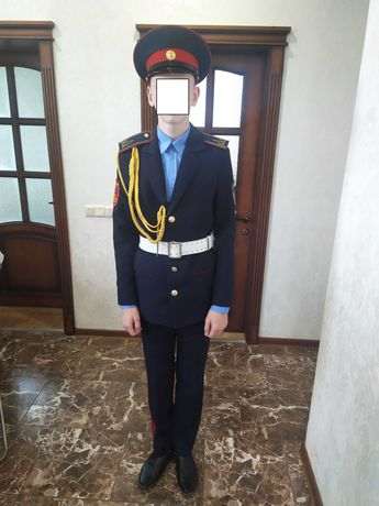 Продам парадную форму Кадета Луганский Кадетский Корпус.