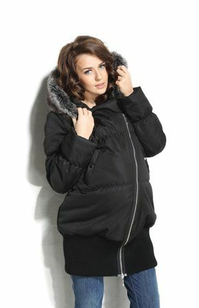 Зимняя куртка для беременных, 9fashion, -M размер