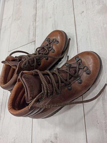 Buty trekkingowe zamberlan skórzane 39