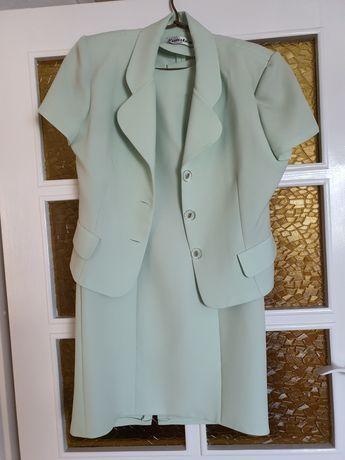Kostium damski sukienka rozmiar 40 / M na wesele / impreza